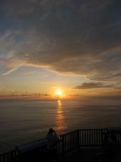 三日月山展望台