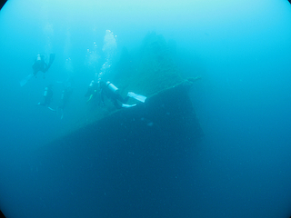 東海丸 グアム ダイビング