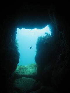 壁石岩 トンネル